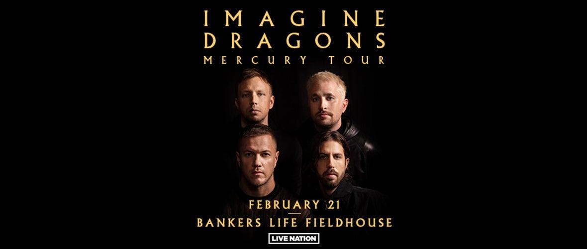 Imagine Dragons Mercury Tour