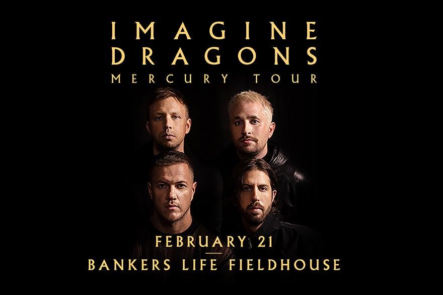More Info for Imagine Dragons Mercury Tour