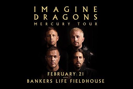 More Info for Imagine Dragons Announce 2022 Mercury Tour
