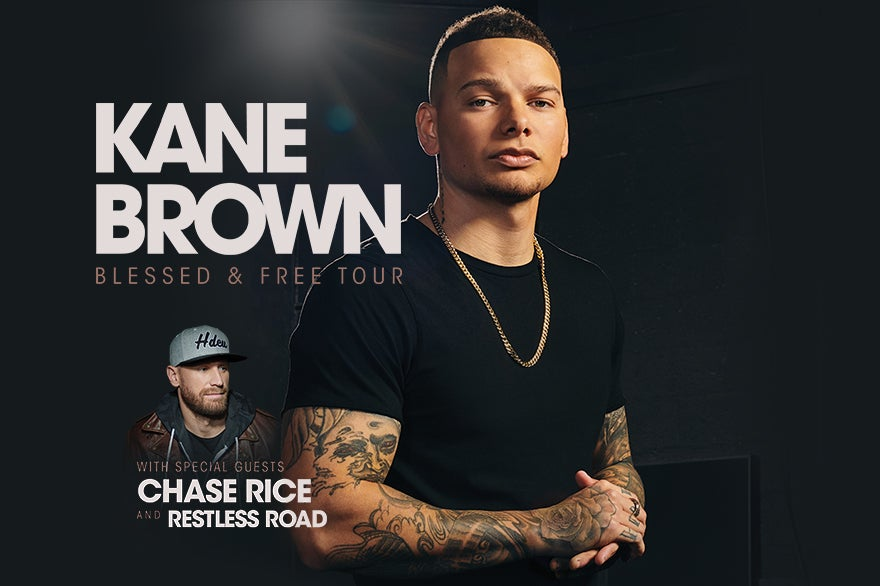 More Info for Kane Brown Announces Blessed & Free Tour