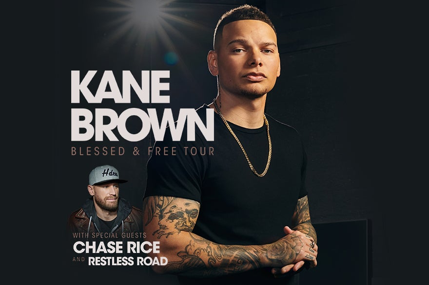 More Info for Kane Brown Blessed & Free Tour