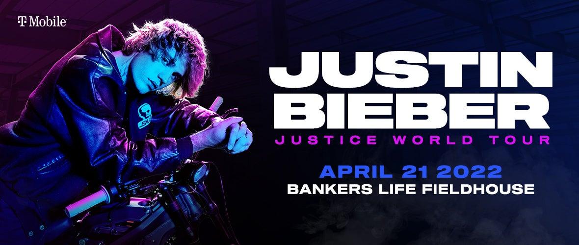 Justin Bieber Justice World Tour