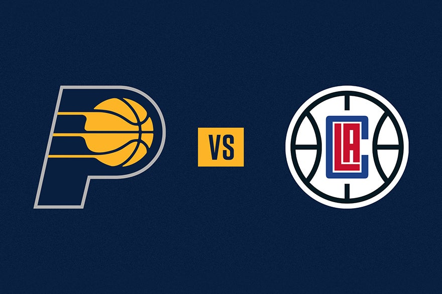 More Info for Pacers vs. Clippers