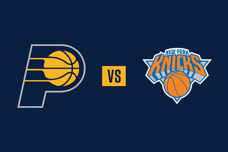 More Info for Pacers vs. Knicks