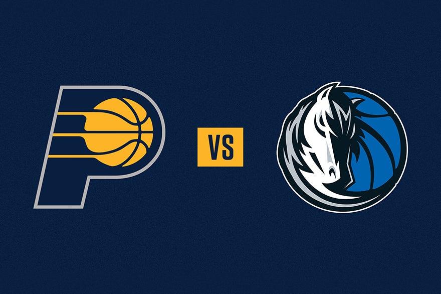 More Info for Pacers vs. Mavericks