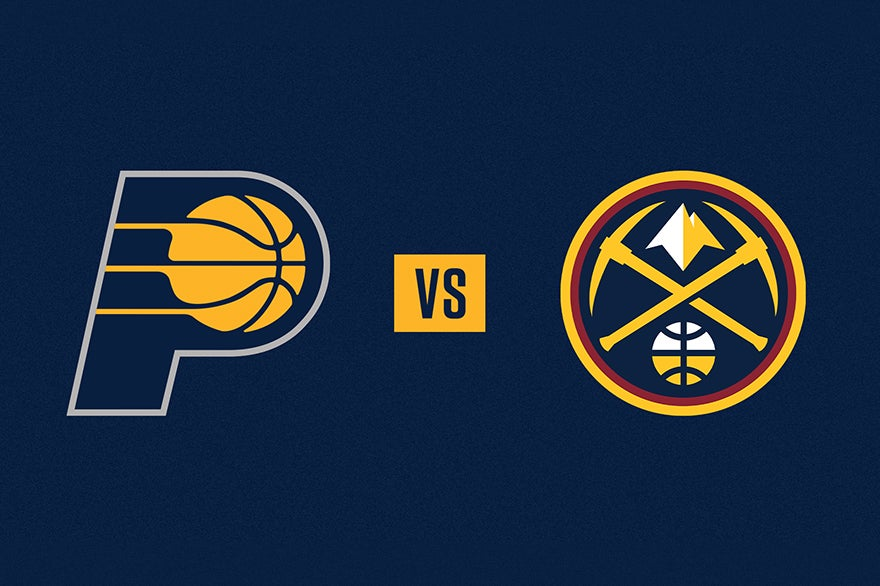 More Info for Pacers vs. Nuggets