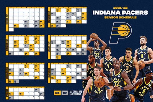 More Info for Pacers Open 2021-22 Schedule at Charlotte; Home Opener on October 23 vs. Miami