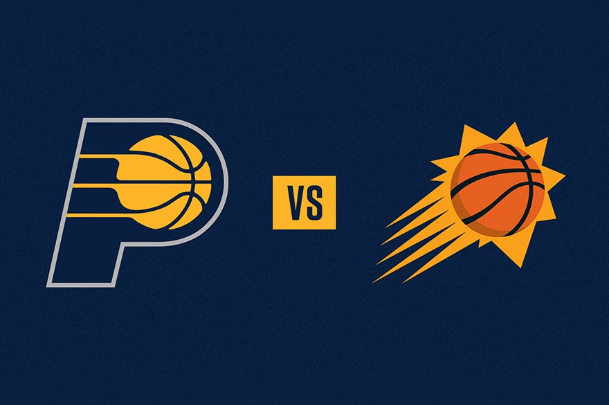 More Info for Pacers vs. Suns