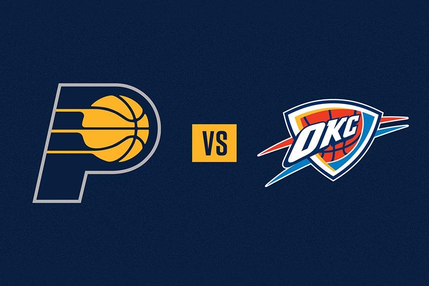 More Info for Pacers vs. Thunder