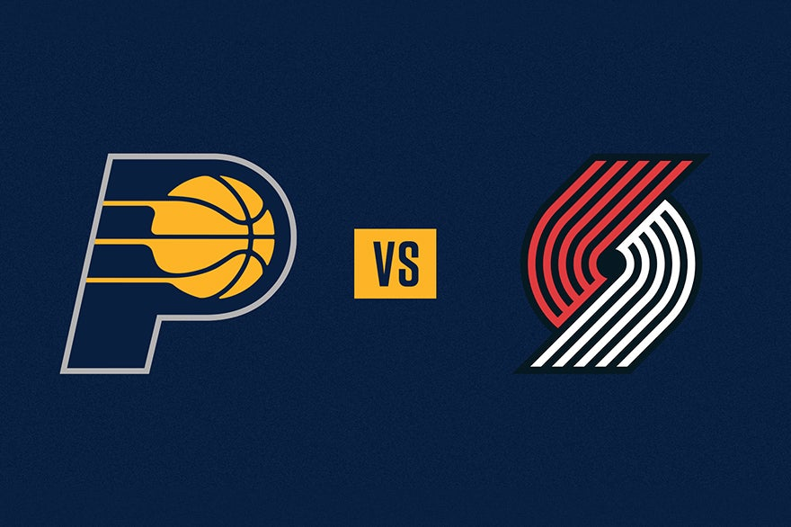 More Info for Pacers vs. Trail Blazers