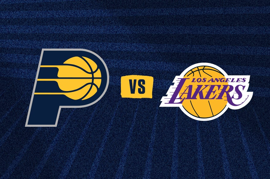 More Info for Pacers vs. Lakers