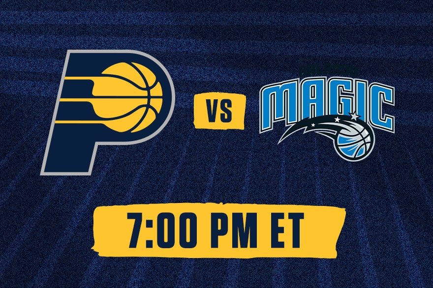 More Info for Pacers vs. Magic
