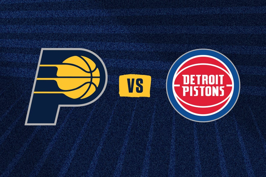 More Info for Pacers vs. Pistons