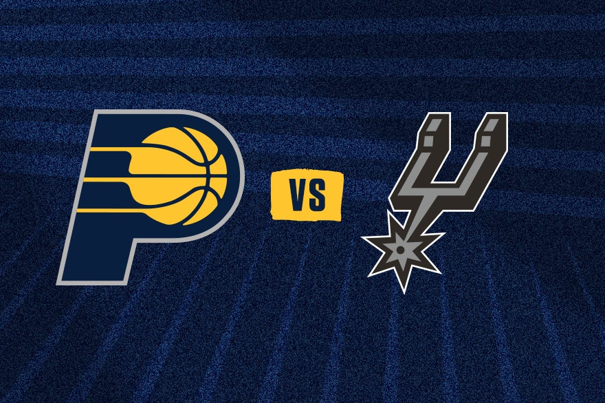 More Info for RESCHEDULED: Pacers vs. Spurs