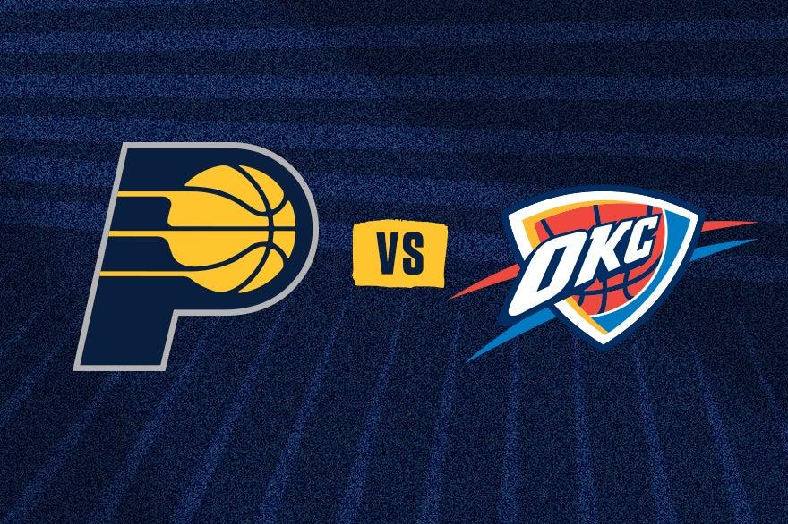 More Info for Pacers vs. Thunder