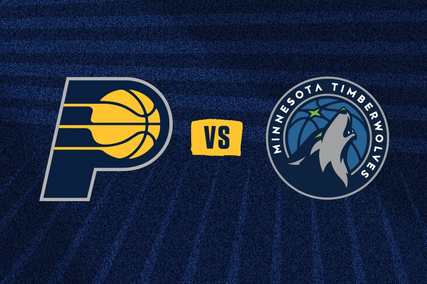 More Info for Pacers vs. Timberwolves