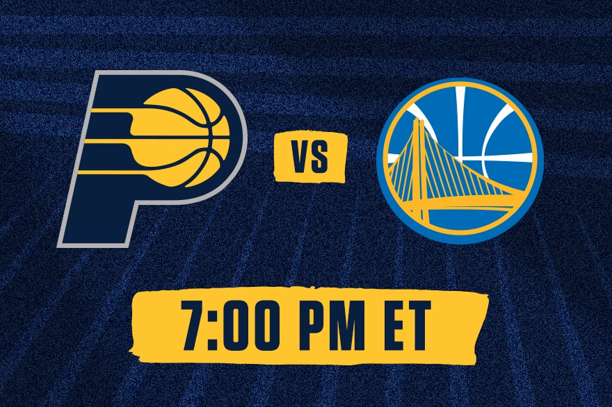 More Info for Pacers vs. Warriors