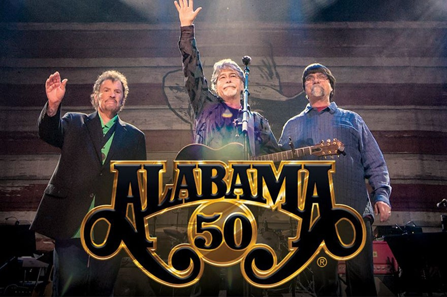More Info for Outback Presents: Alabama 50th Anniversary Tour