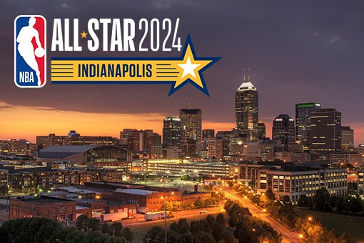 More Info for NBA All-Star 2021 in Indianapolis Postponed to 2024
