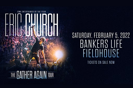 More Info for Eric Church in the Round: The Gather Again Tour