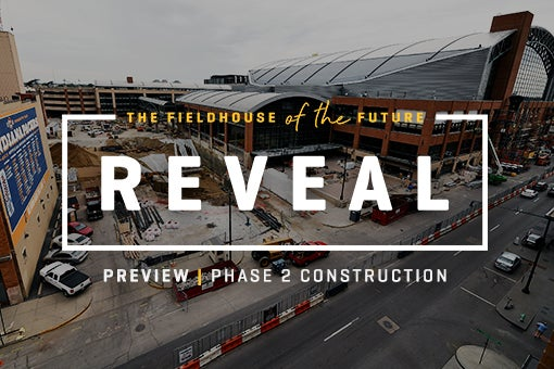 More Info for Phase 2 Fieldhouse of the Future Construction