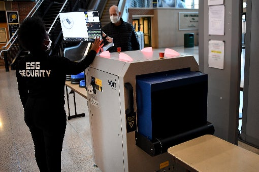 More Info for PS&E, VOTI Detection Deliver Lower-Contact Guest Screening at Bankers Life Fieldhouse