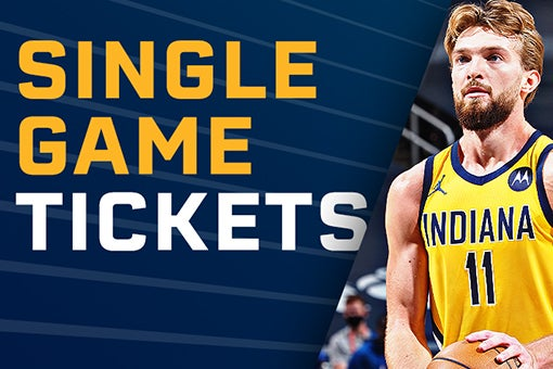 More Info for Pacers Announce Public Ticket Sales, Health and Safety Protocols