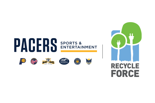 More Info for Sustainability Fuels Pacers Sports & Entertainment, RecycleForce Partnership