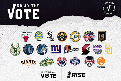 More Info for Pacers, Fever Join Rally the Vote Coalition for Voter Engagement