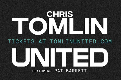 """More Info for Chris Tomlin & UNITED Announce Mega Co-Headline """"Tomlin UNITED"""" Tour"""